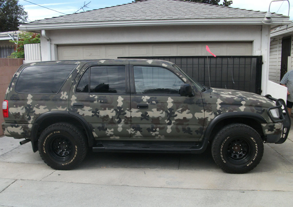 show your camo jobs hunting vehicles california predators club. Black Bedroom Furniture Sets. Home Design Ideas