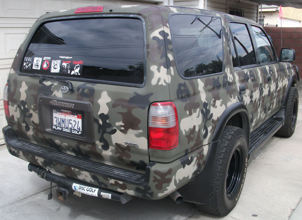 Rustoleum Spray Can Car Paint Job